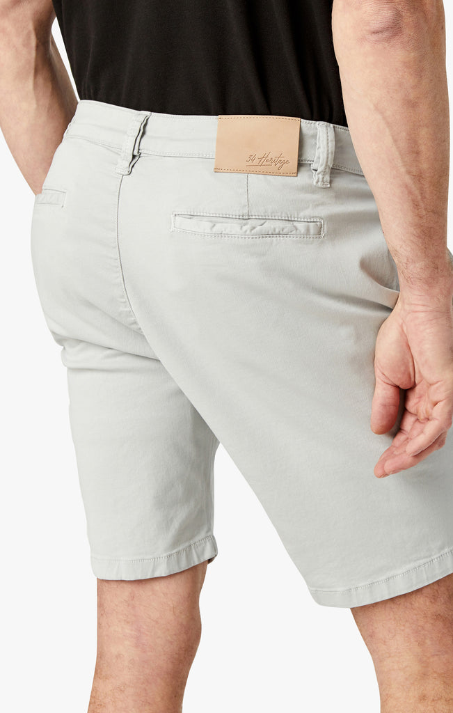 Nevada Shorts In Stone Soft Touch - 34 Heritage