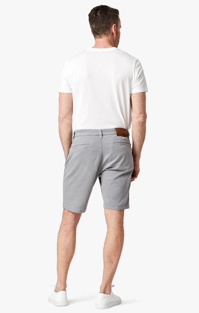 Nevada Shorts In Griffin Soft Touch - 34 Heritage