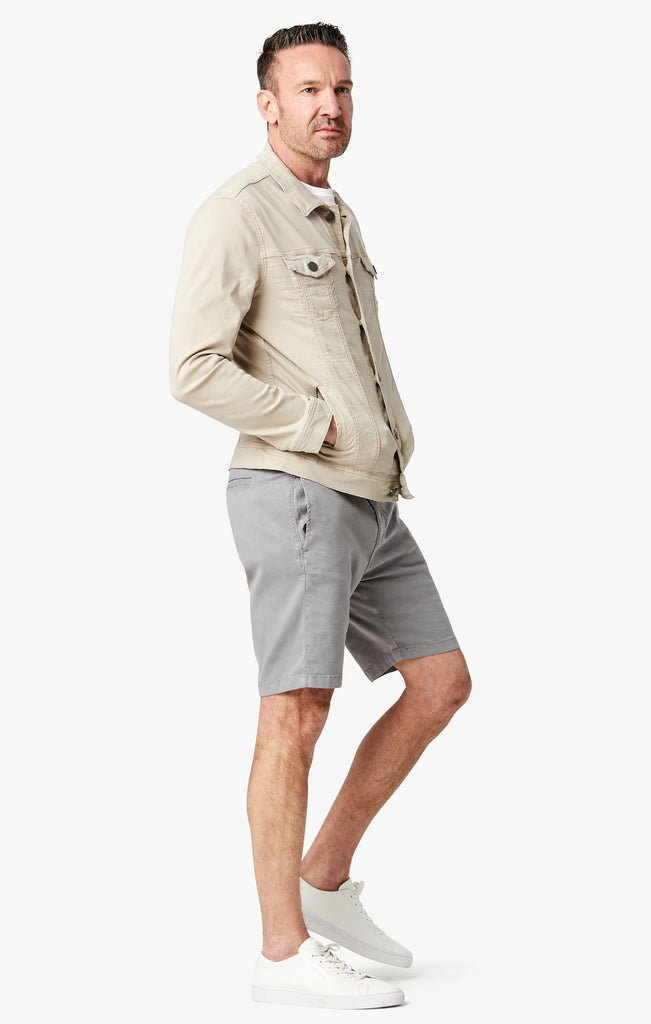 Nevada Shorts In Griffin Soft Touch