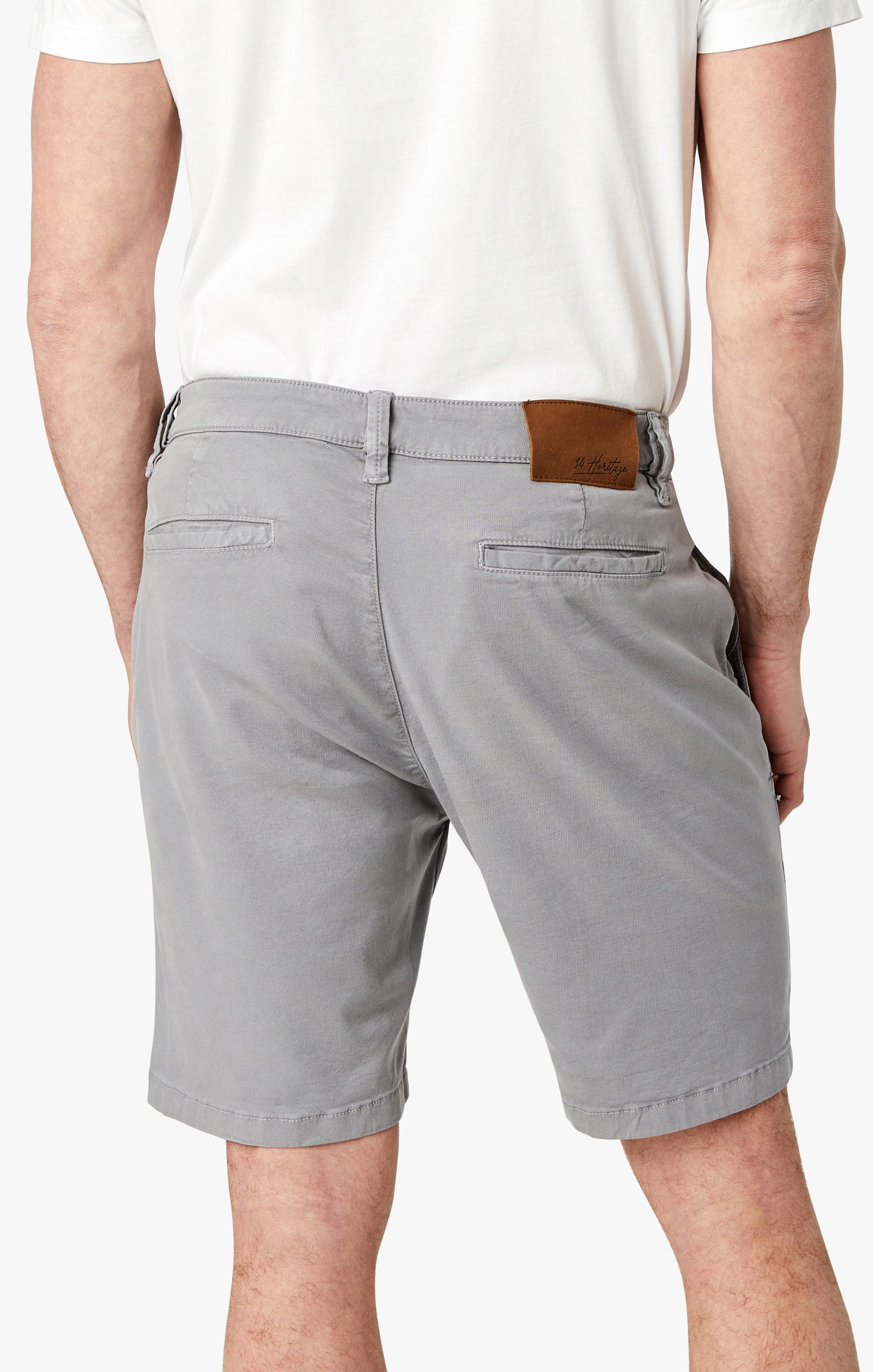 Nevada Shorts In Griffin Soft Touch Image 8