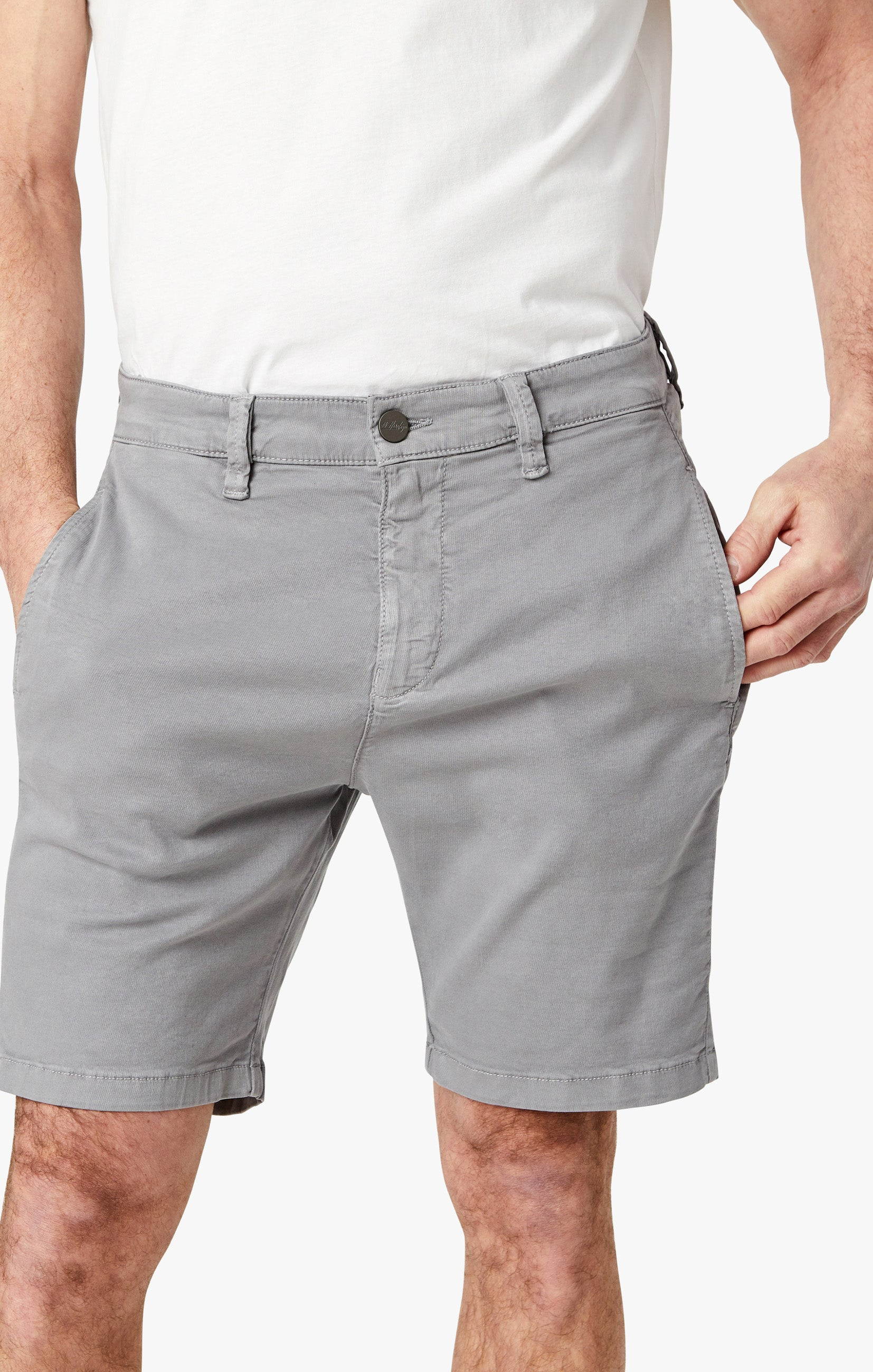 Nevada Shorts In Griffin Soft Touch Image 9