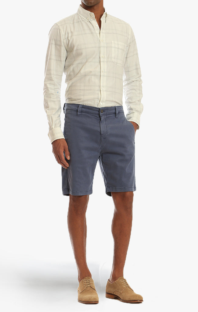 Nevada Shorts In Horizon Soft Touch - 34 Heritage