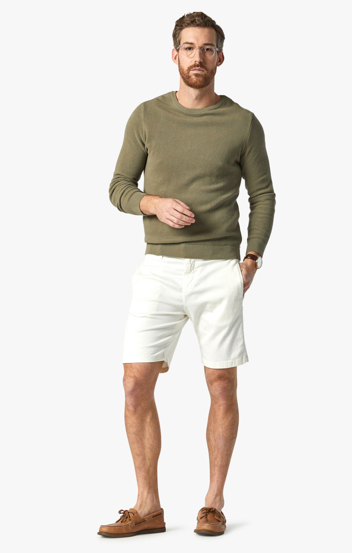 Nevada Shorts In Natural Soft Touch Image 2