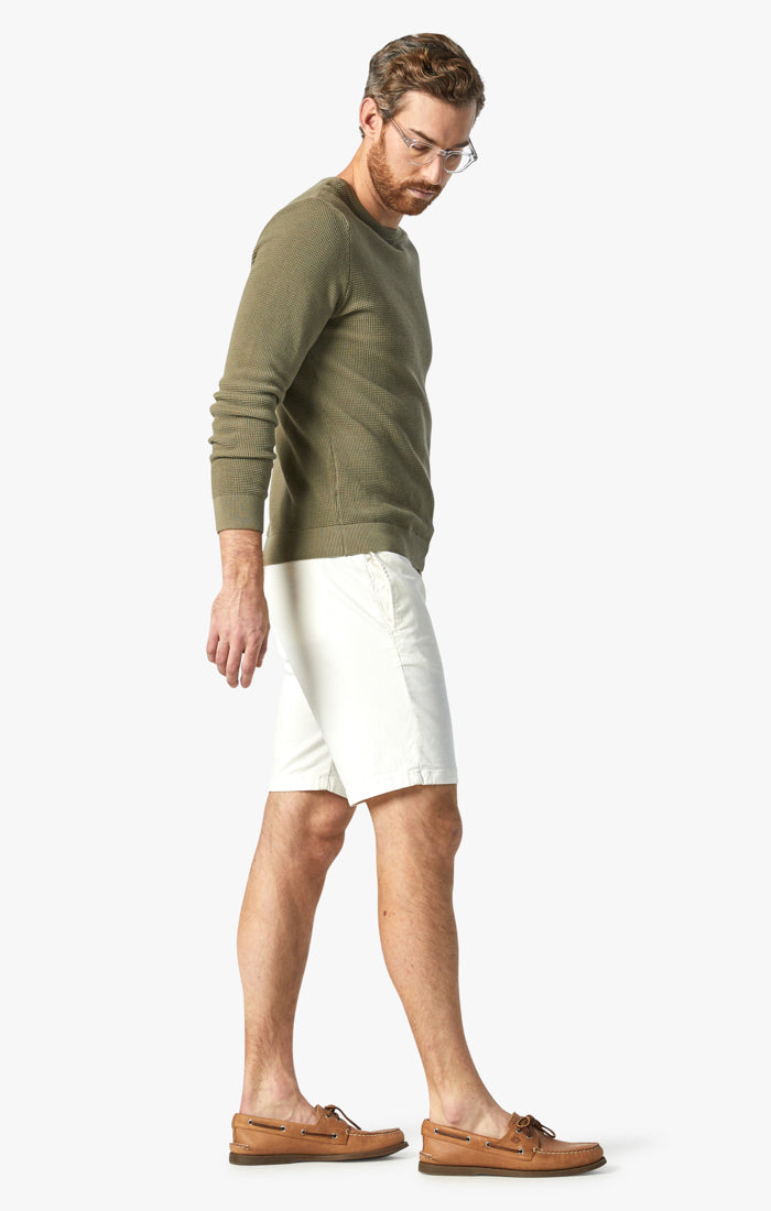 Nevada Shorts In Natural Soft Touch Image 3