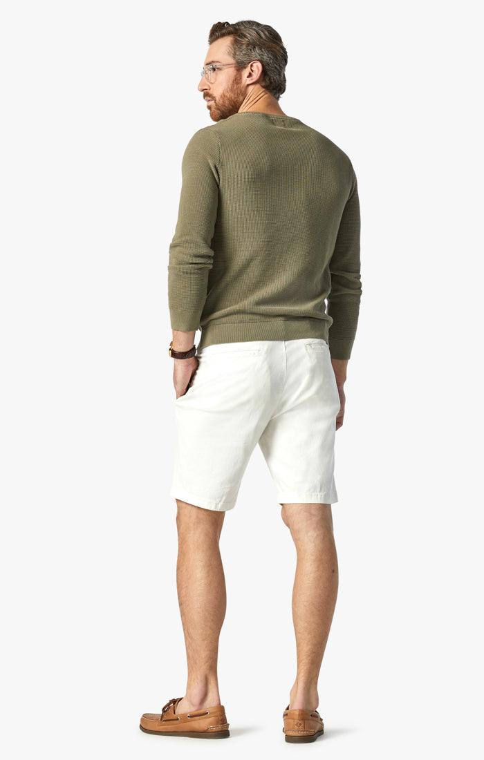 Nevada Shorts In Natural Soft Touch Image 4