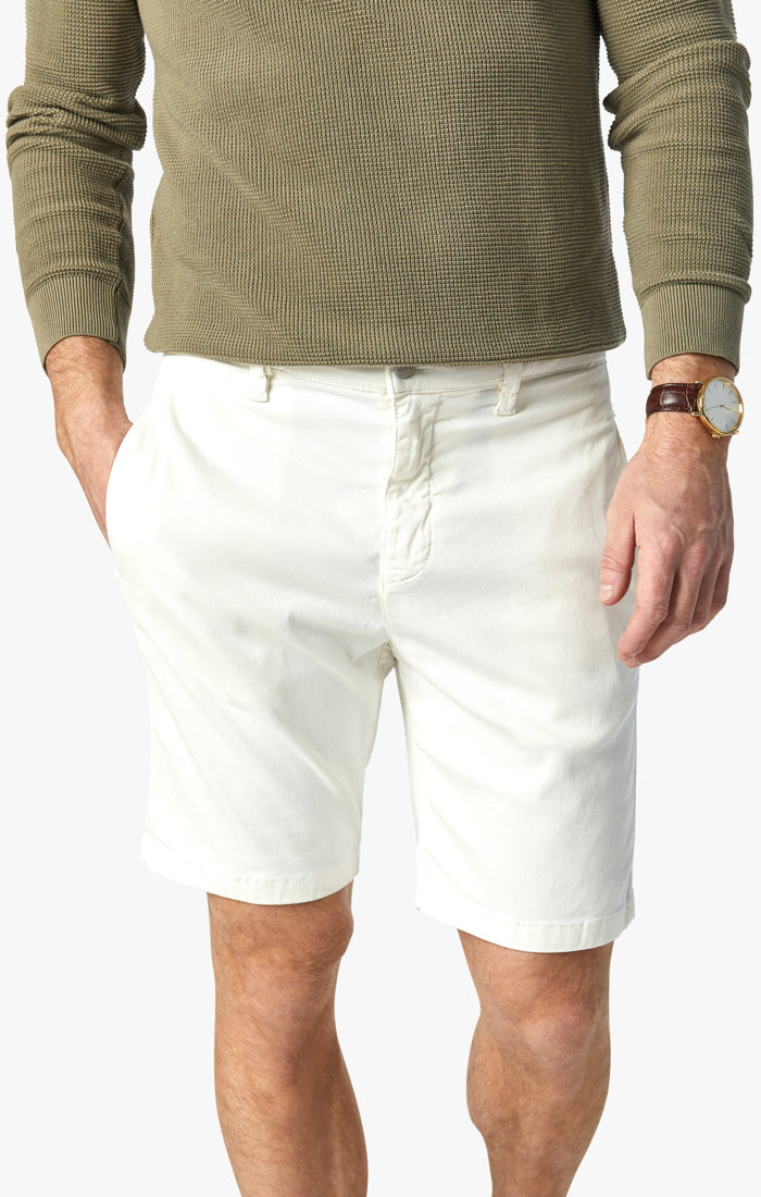 Nevada Shorts In Natural Soft Touch Image 6