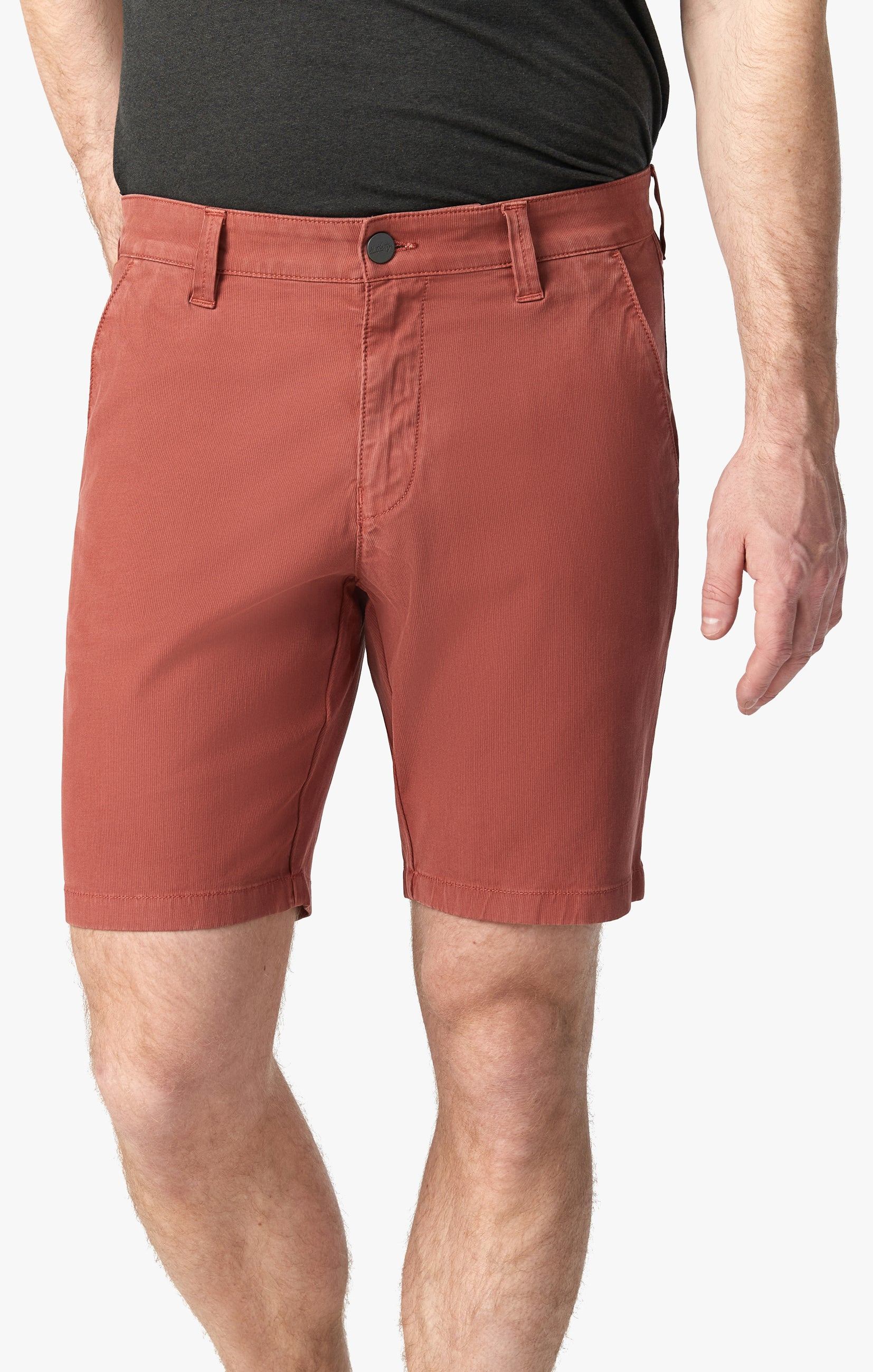 Arizona Shorts in Brick Fine Touch Image 4