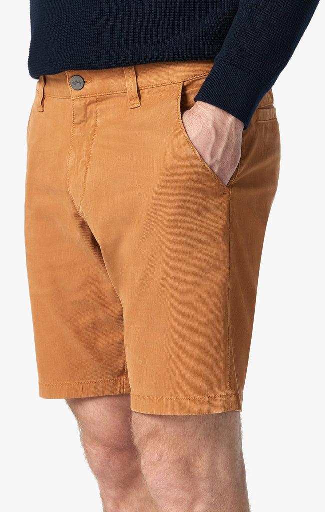 Arizona Shorts in Brown Sugar Fine Touch