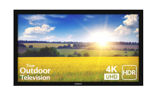 SunBrite™ Pro 2 Series Full Sun 4K UHD 1000 NIT Outdoor TV