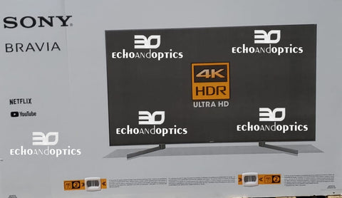 "Sony XBR-85X850G 85"" Class HDR 4K Ultra HD Smart LED TV (2019 Model) XBR85X850G"