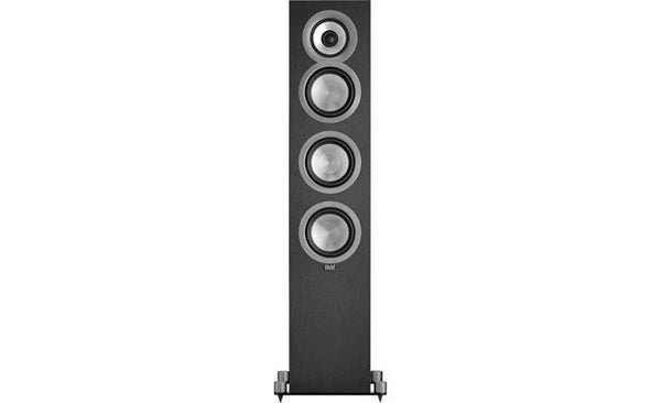 ELAC Uni-Fi UF5 Floor-standing Speaker UF51-BK (Black, Each)