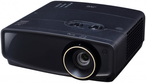 JVC DLP Projector LX-UH1B (Black)