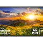 "SunBrite 55"" Outdoor TV 4K HDR - Signature 2 Series - for Partial Sun SB-S2-55-4K-BL (Black)"