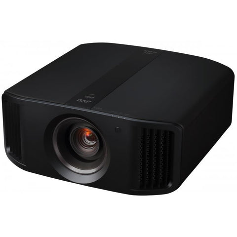 JVC DLA-NX5BK 4K D-ILA Home Theater Projector, 1800 Lummens, Black