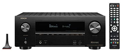 Denon AVR-X2600H 4K UHD AV Receiver | 2019 Model | 7.2 Channel