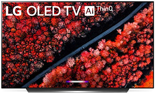 "LG Electronics OLED55C9PUA C9 Series 55"" 4K Ultra HD Smart OLED TV (2019)"