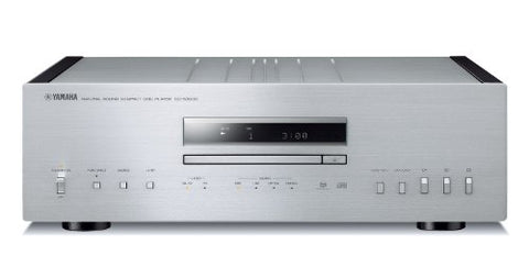 Yamaha CD-S3000SL Natural Sound CD Player Silver SACD / DAC / CD Player