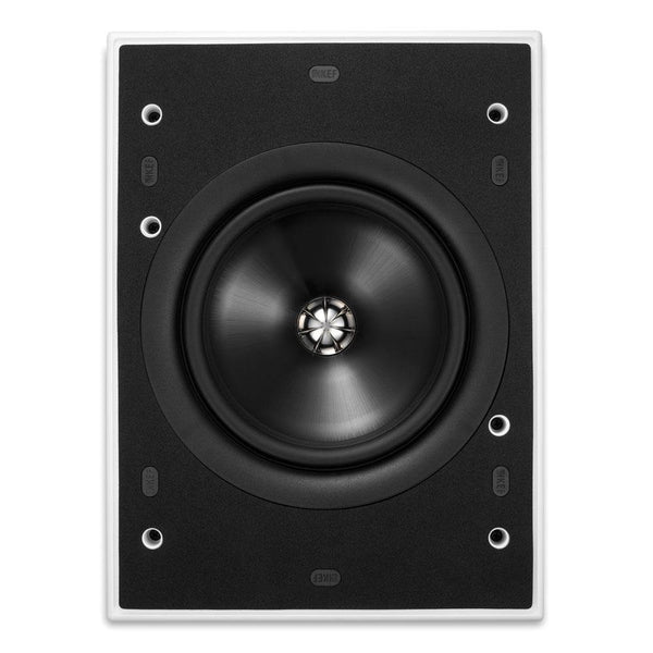 KEF CI200QL Rectangle In-Wall / In-Ceiling Architectural Loudspeaker (Single)