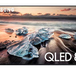 "Samsung QN75Q900RB FXZA Flat 75"" QLED 8K Q900 Series Smart TV (2019)"