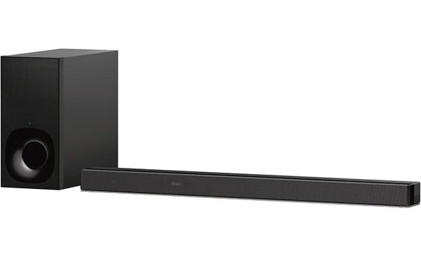Sony HT-Z9F Powered sound bar with wireless subwoofer, Dolby Atmos®, and Wi-Fi®