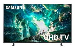Samsung UN75RU8000FXZA Flat 75'' 4K UHD 8 Series Smart TV (2019)