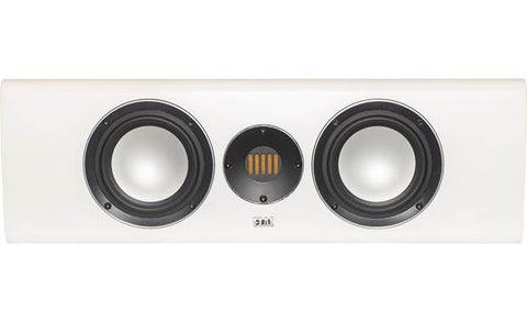 ELAC Carina CC241.4 Center Channel Speaker CC241.4-SW (Satin White, Each)