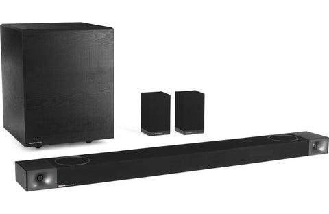 Klipsch Cinema 1200 1200W 5.1.4 Channel Soundbar System (1067536)