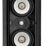 SpeakerCraft Profile LCR5 Three ASM54633 In-Ceiling Home Theater Speaker (Each)