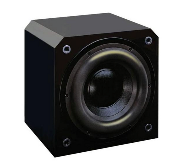 Sunfire HRS8 8 Inch High Resolution Subwoofer (Black)