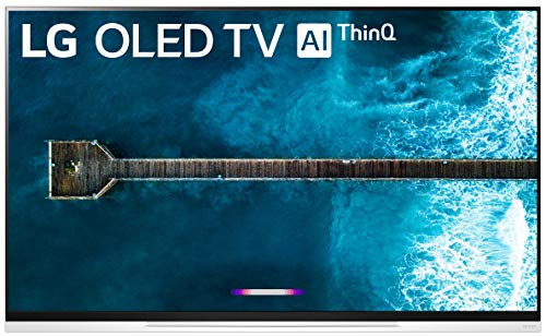 "LG Electronics OLED55E9PUA E9 Series 55"" 4K Ultra HD Smart OLED TV (2019)"