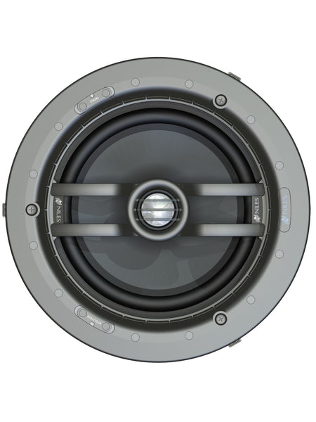 "Niles CM7HD 7"" Two-Way LCR In-Ceiling Speaker - Each (White)"