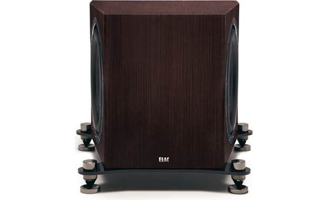 ELAC SUB3070 Powered subwoofer with Bluetooth® app control SUB3070-RV (Rosewood, Each)