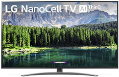 "LG Electronics 75SM8670PUA Nano 8 Series 75"" 4K Ultra HD Smart LED NanoCell TV (2019)(75SM8670)"