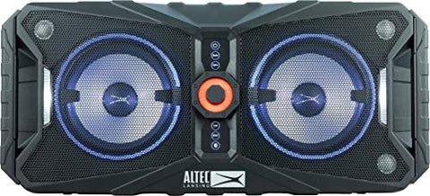 Altec Lansing ALP-XP850 Expedition Xpedition 8 Portable Waterproof Wireless Bluetooth Indoor or Outdoor Speaker