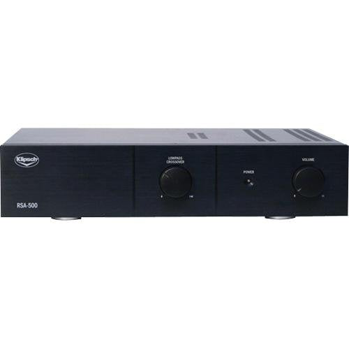 Klipsch RSA-500 Subwoofer Amplifier - 500 Watt