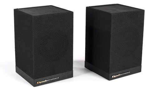 Klipsch SURROUND 3 Wireless Speakers (Black, Pair)