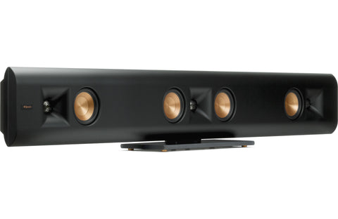 Klipsch RP-440D-SB Black Surround Home Speaker Matte Black