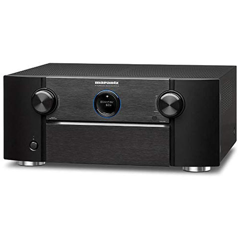 Marantz SR7015 9.2 Channel 8K / 4K Ultra HD AV Receiver with Amazon Alexa and HEOS (2020)