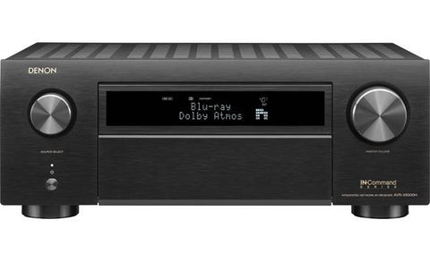 Denon AVR-X6500H 11.2-ch home theater receiver w/ Wi-Fi®, Bluetooth®, & Amazon Alexa
