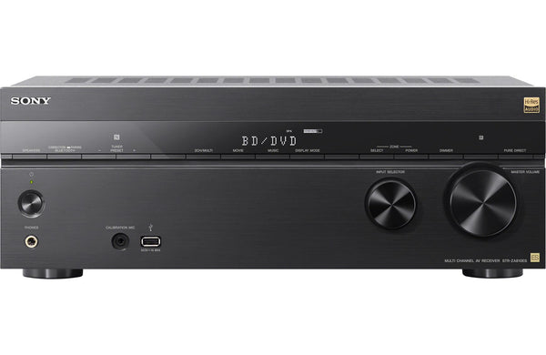 Sony STR-ZA810ES 7.2-channel Receiver with Wi-Fi, Bluetooth, Dolby Atmos, and DTS:X