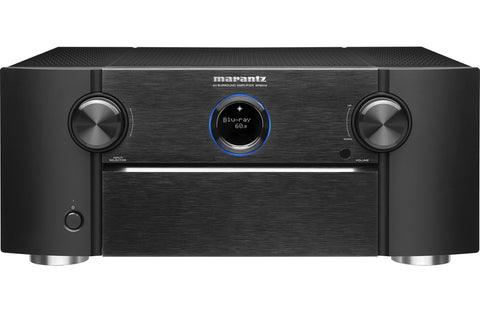 Marantz SR8012 11.2-ch Receiver with Wi-Fi, Dolby Atmos, DTS:X, and HEOS