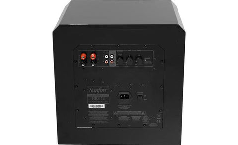 Sunfire HRS-12 Powered subwoofer
