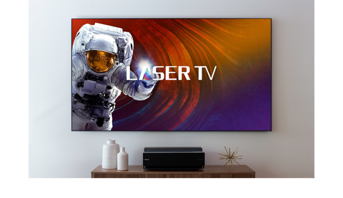Hisense 100L8D 4k Ultra HD smart laser tv