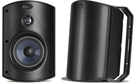Polk Audio Atrium6 All-weather indoor/outdoor speakers (Black)