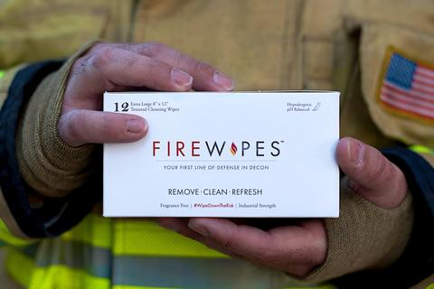 FireWipes Single Box