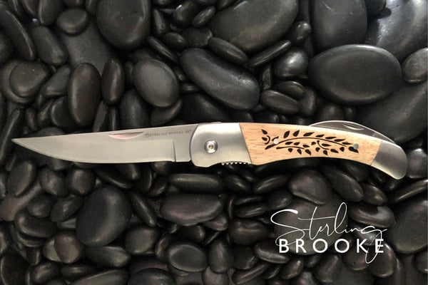 Classic Large Pocket Knife | Vine