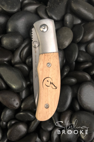 Classic Small Pocket Knife | Duck