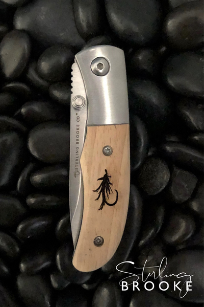 Classic Small Pocket Knife | Fly