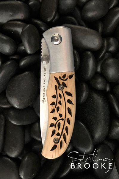 Classic Small Pocket Knife | Vine