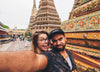 Traveling couple goes on a 6-month adventure to Southeast Asia & Europe